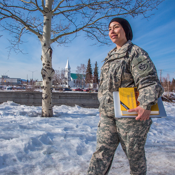 The My Future Alaska gateway is for adult learners, military and first generation college students
